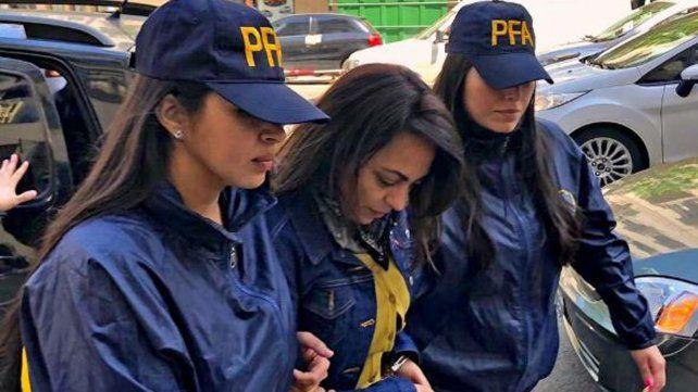 Pochetti, viuda del exsecretario de Kirchner, pidió ser arrepentida