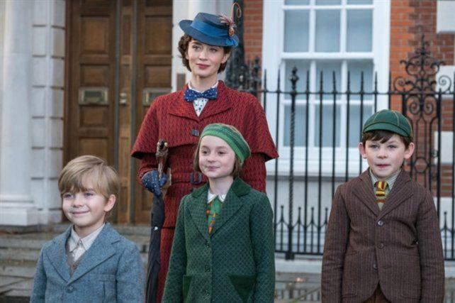 El regreso de Mary Poppins, un clásico imbatible