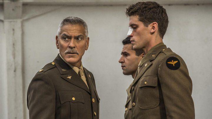 Catch-22. Clooney protagoniza esta historia que transcurre en la Segunda Guerra.