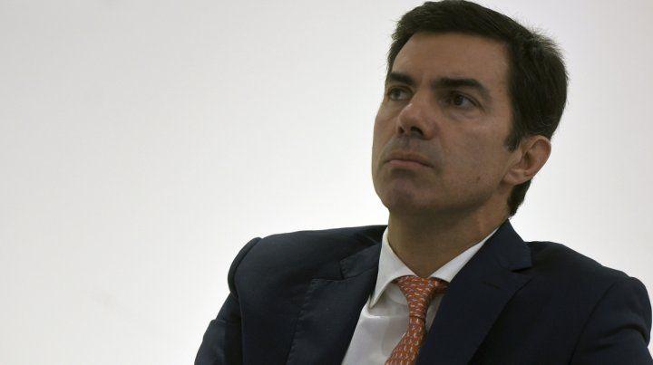 El gobernador salteño