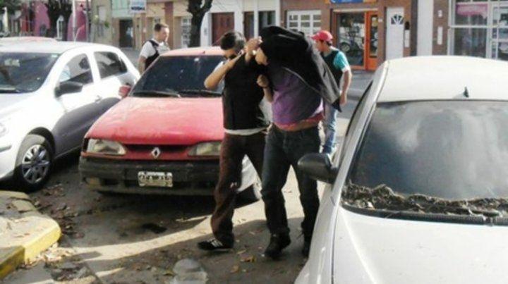 Años atrás. En 2013 Gali Díaz fue detenido en y luego excarcelado tras pagar 55 mil pesos de fianza.