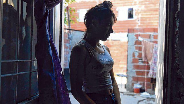 Denunciante. Débora denunció que la semana pasada fue agredida en la calle por dos personas.