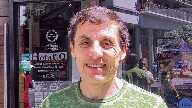 Walter Navarro: Tuve la suerte de que Duendes se cruzara en mi camino