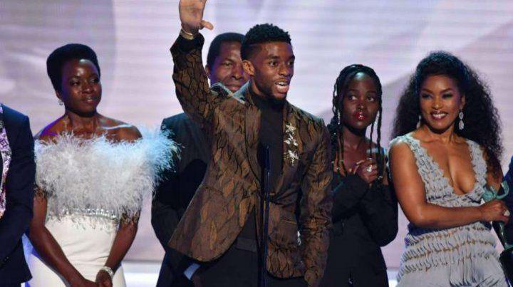 Black Panther, Rami Malek y Glenn Close triunfaron en los SAG Awards