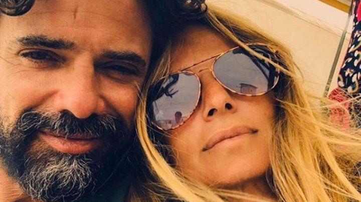 Sabrina Rojas confirmando su reconciliación con Luciano Castro