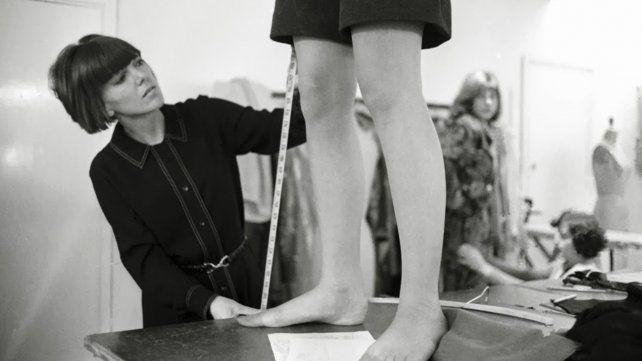 La británica Mary Quant