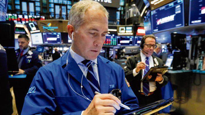 Wall street. Alarma por la desaceleración china en compañías de EEUU.