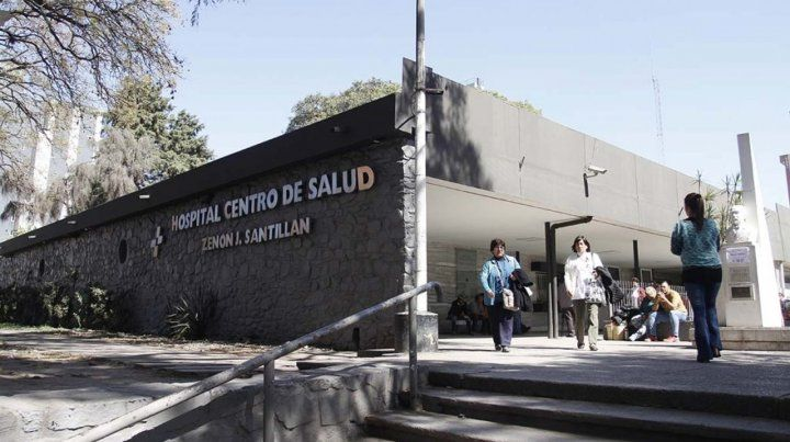 La mujer falleció en el Centro de Salud de Tucumán.