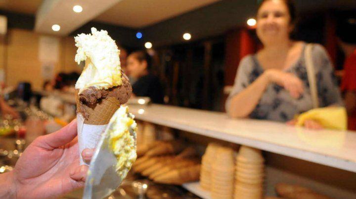 Advierten inconvenientes en las heladerías por la ola de calor