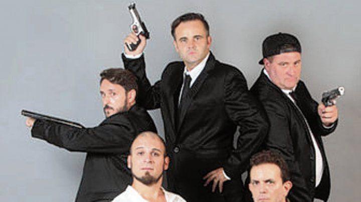 Bang Bang, a los tiros en La Comedia