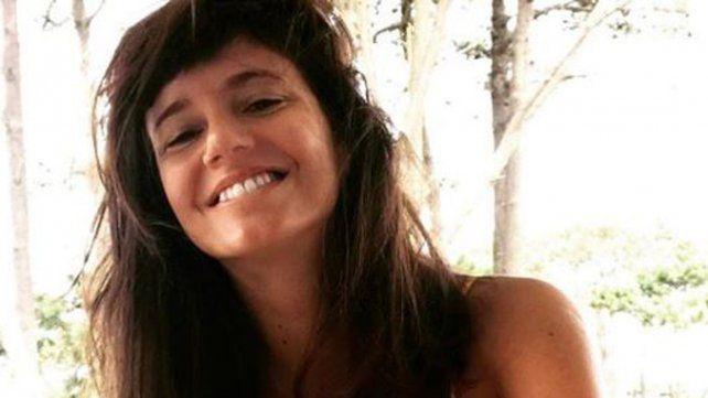 La divertida foto de Griselda Siciliani en modo plomero