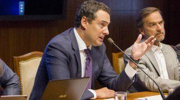 Leonardo Cucciolli, de la Afip, evitó precisar si los resultados de enero complican la meta fiscal.