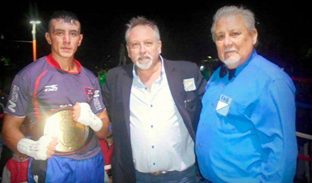 El título latino Welter de boxeo se disputará en Elortondo