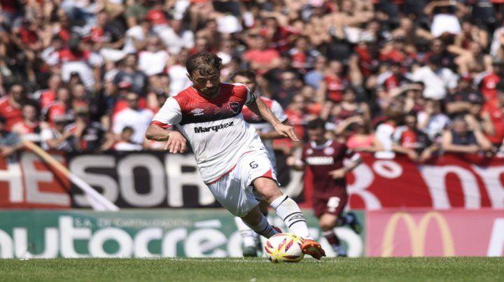 Hernán Bernardello se va para sumar minutos en Godoy Cruz.