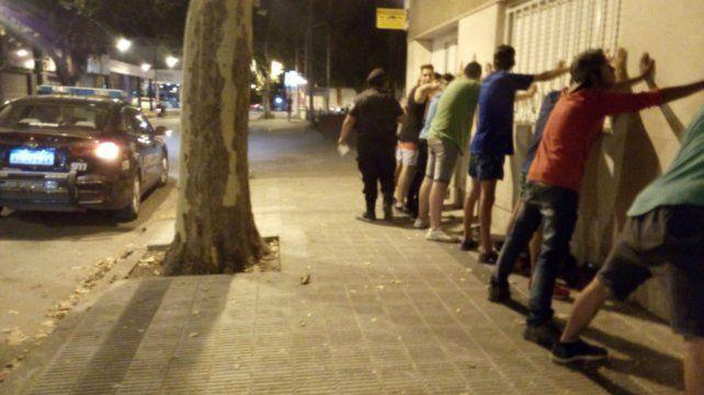 Siete detenidos por ocasionar disturbios y agredir a policía en Venado Tuerto