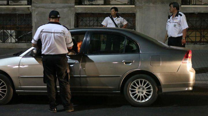 Casi 50 vehículos terminaron en el corralón por alcoholemia positiva