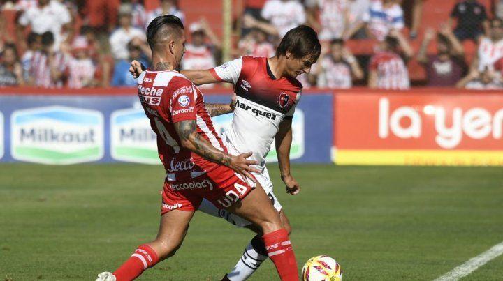 Newells fue de menor a mayor pero no le alcanzó y empató sin goles con Unión