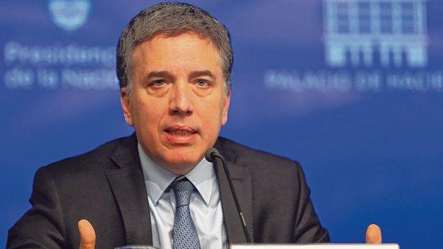 Sistema. El ministro de Hacienda dijo que el país cuenta con un programa financiero sólido.