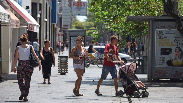 Buen clima en Rosario, con sol y sin calor extremo