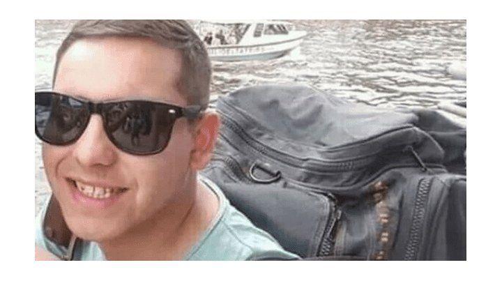 Héctor Maxililiano Dorst murió en el acto al ser atropellado por la camioneta.