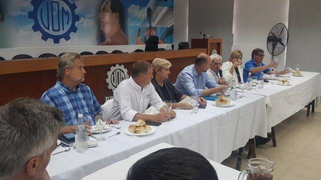 Antonio Caló en Rosario: Desde 2015 perdimos 50 mil puestos de trabajo