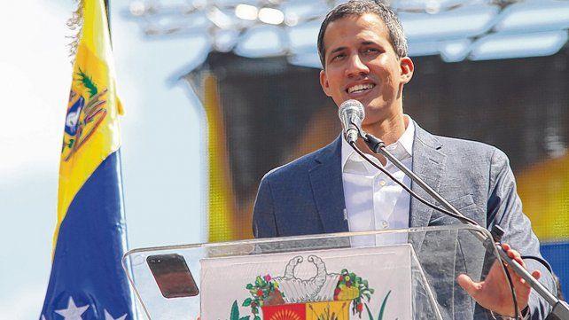 Categórico respaldo europeo a Juan Guaidó como presidente legítimo