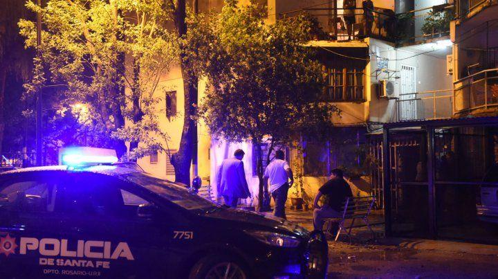 El homicidio sucedió en la zona de 27 de Febrero y Circunvalación.