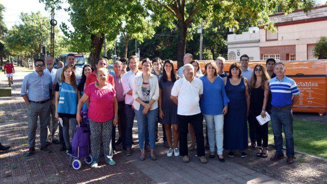 El municipio destacó que uno de cada tres rosarinos separa los residuos domiciliarios