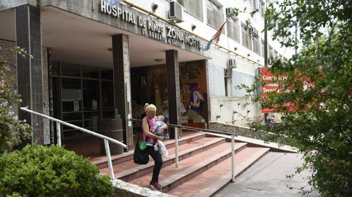 El Hospital de Niños Zona Norte tuvo un incremento de consultas en el último año