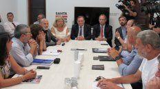 amsafe pide paritarias libres y sin techo en la primera reunion