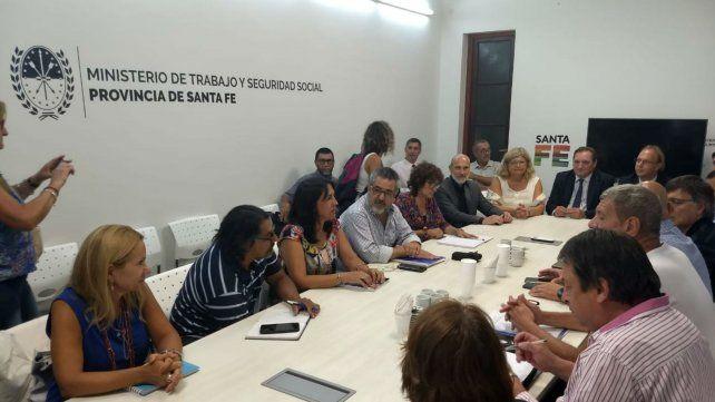 Balagué: Los docentes tienen la estabilidad laboral que otro trabajador no tiene