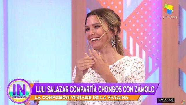 Con Luli Salazar compartimos dos hombres, confesó Sofía Zámolo