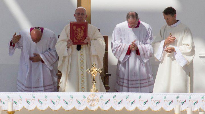 La visita del papa Francisco a Emiratos Árabes