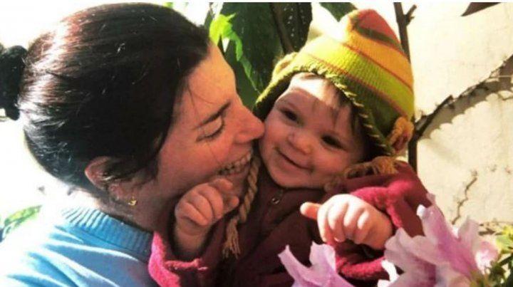 Emotivos recuerdos de Débora Pérez Volpin a un año de su muerte