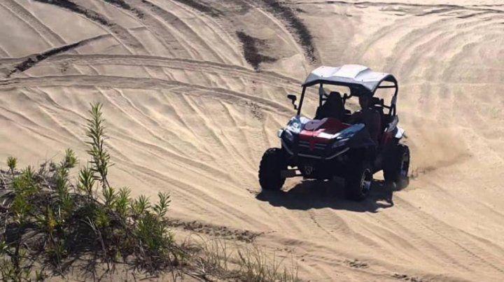 Una mujer murió luego de volcar con un vehículo todoterreno en Pinamar