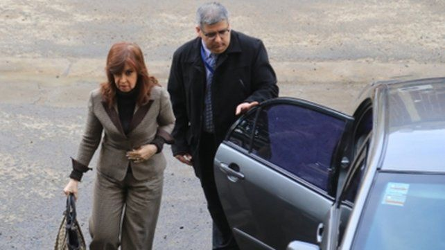 nueva cita. La ex jefa del Estado deberá concurrir el 25 de febrero próximo a Comodoro Py 2002.