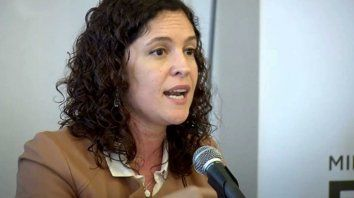 la fiscal. Carla Cerliani reunió pruebas para acusar a Luis Marcelo Escobar en 18 episodios similares.