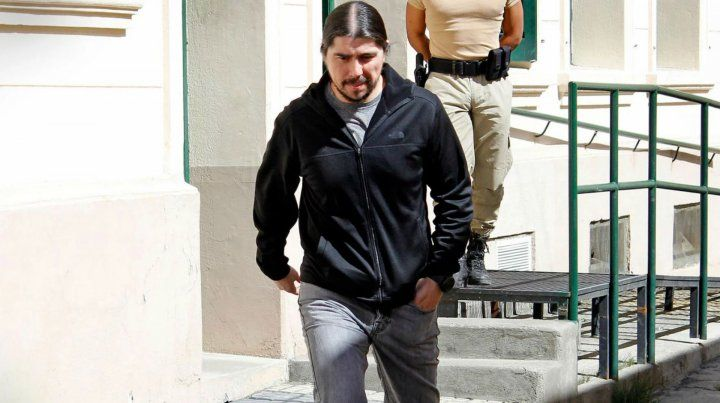 Martín Báez declara en Comodoro Py luego de que un fiscal solicitara su detención