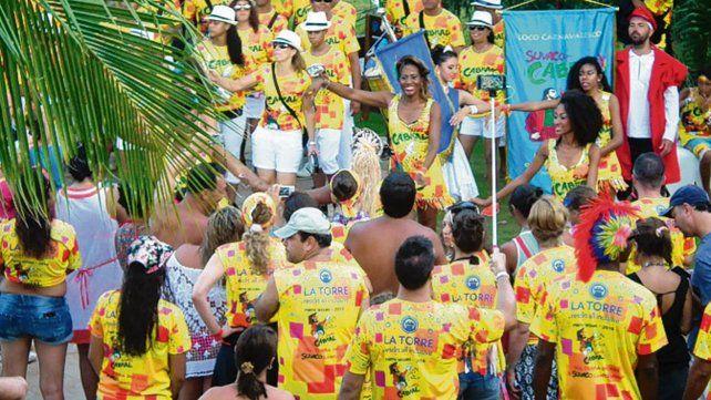Cuatro días llenos de carnaval en La Torre Resort