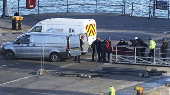 El cuerpo hallado en el avión Piper Malibú fue trasladado para las pericias y era de Emiliano.