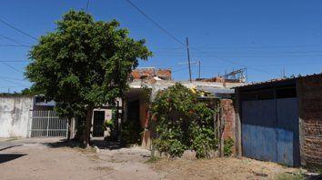 Zona sur. El violento episodio ocurrió el sábado en Argelia al 2100.