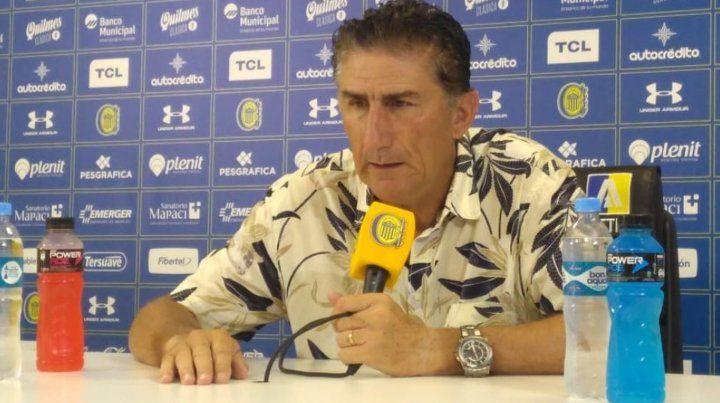 Bauza confirmó que Herrera no será titular y que el equipo llega diez puntos