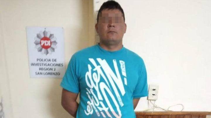 Se entregó el sospechoso de asesinar a un gremialista