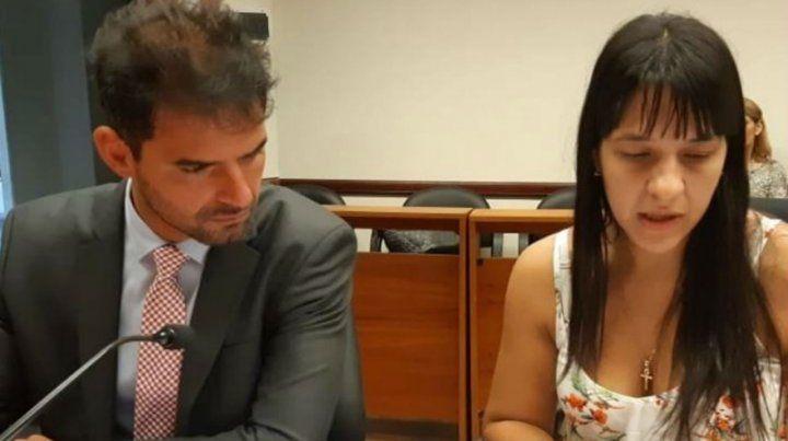 Los fiscales. Del Río Ayala y Grimberg estuvieron a cargo de la investigación y plantearon la acusación.