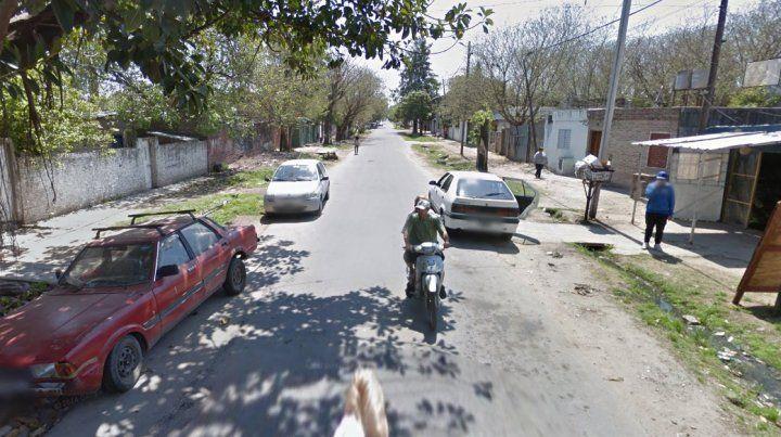 Pasaron en moto a los tiros e hirieron de un balazo en el brazo a una nena de tres años
