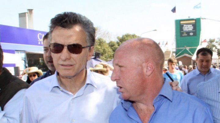 El delfín. Mac Allister pondrá en juego en La Pampa el modelo de país que impulsa el gobierno de Macri.
