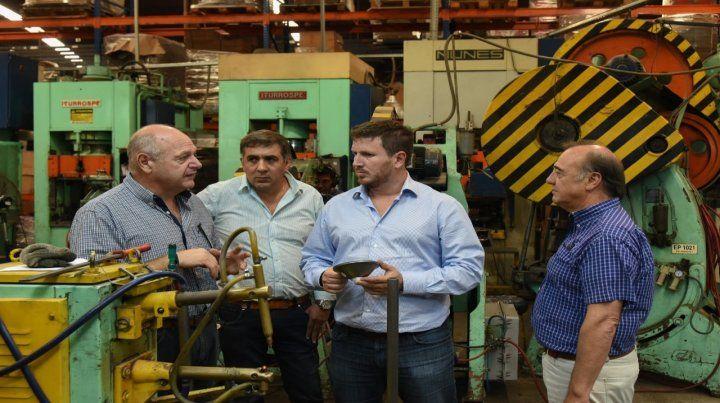 El diputado Federico Angelini busca la generación de empleo genuino.