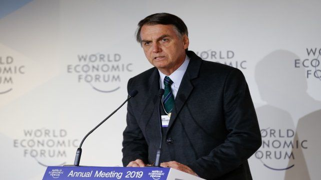 Bolsonaro sigue confrontando con la izquierda radicalizada.