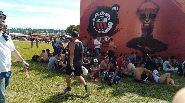 Cosquín Rock, un festival de música con todas las tendencias