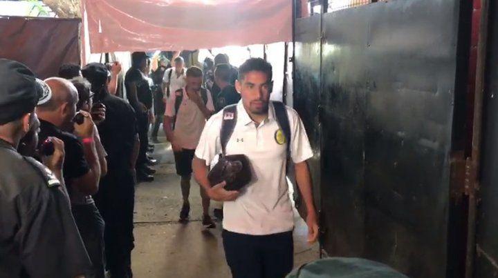 El plantel canalla ya está en el Coloso Marcelo Bielsa